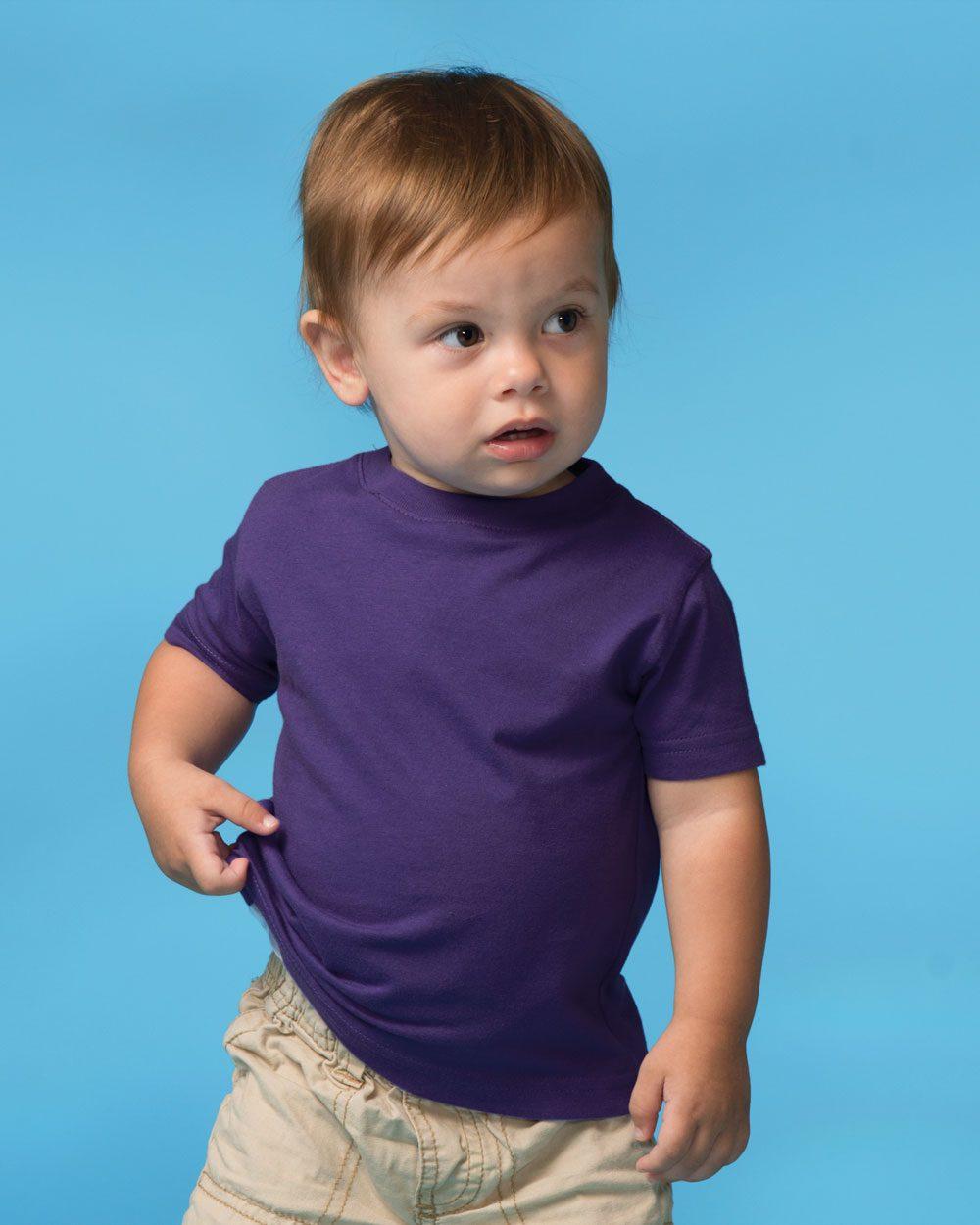 Rabbit Skins 3322 - Fine Jersey Infant T-Shirt