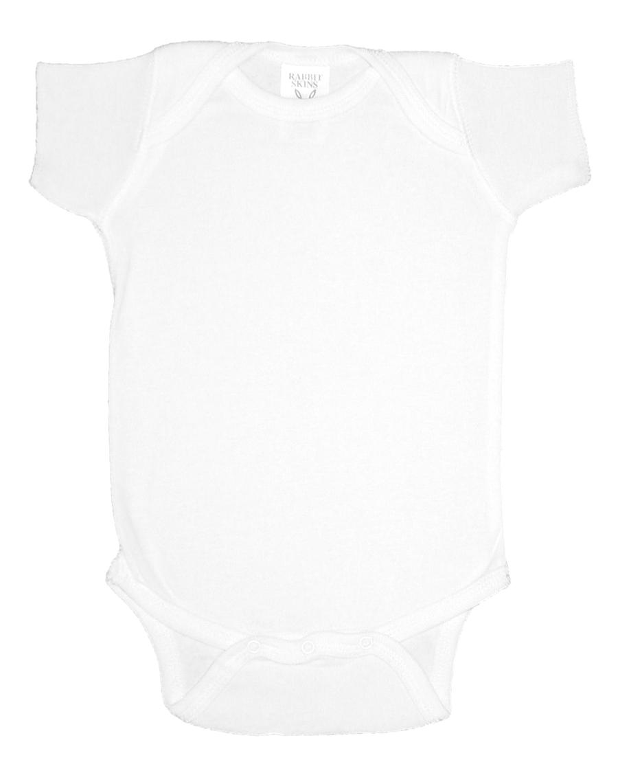 Rabbit Skins Infant Lap Shoulder Creeper RS4400