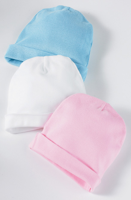 Rabbit Skins RS4451  Infant Baby Rib Cap