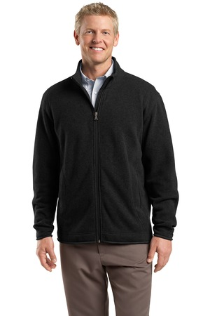 Red House® RH54 Sweater Fleece Full-Zip Jacket