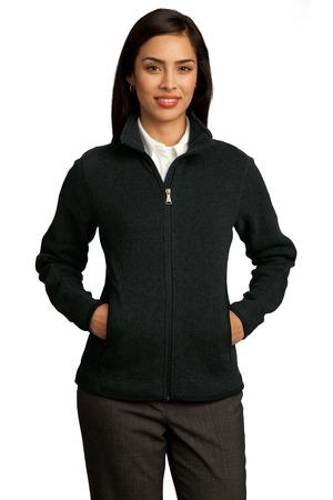 Red House® RH55 Ladies Sweater Fleece Full-Zip Jacket