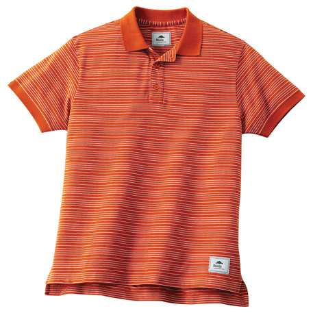 Roots73 TM16603 - Men's Twinlakes Short Sleeve polo