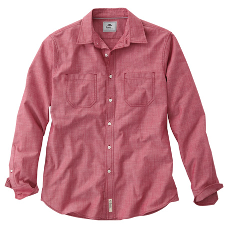 Roots73 TM17100 - Men's Clearwater Roots73 LS Shirt