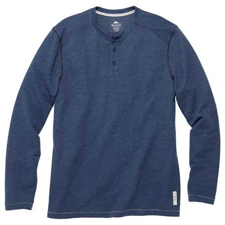 Roots73 TM17811 - Men's Riverrock Roots73 Henley