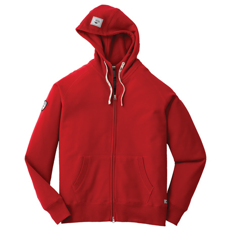 Roots73 TM18203 - Men's Riverside FZ Hoody