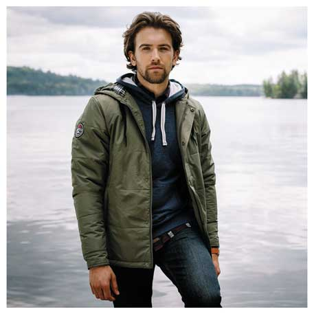 Roots73 TM19409 - Men's Gravenhurst Jacket