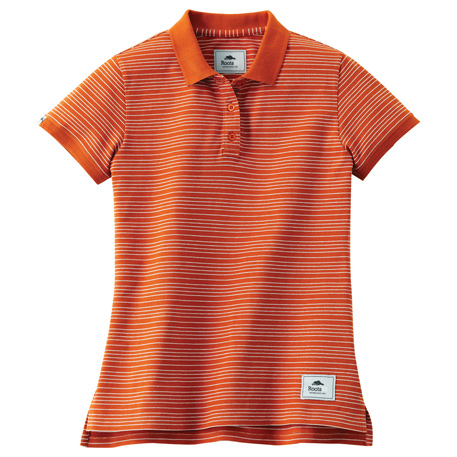 Roots73 TM96603 - Women's Twinlakes Short Sleeve Polo