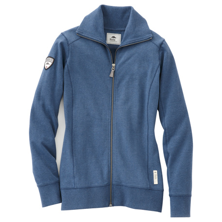 Roots73 TM98701 - Women's Trentriver Knit Full Zip