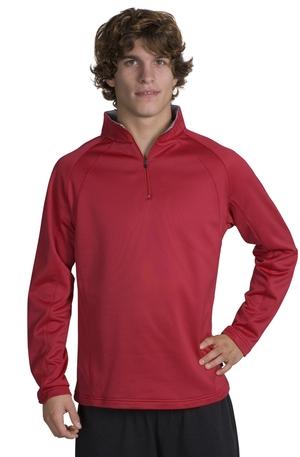 Sport-Tek® F243 Sport-Wick® 1/4-Zip Fleece Pullover