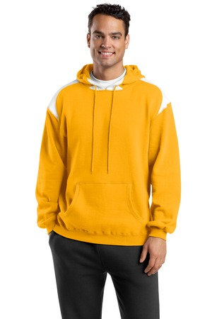 Sport-Tek® F264 Pullover Hooded Sweatshirt with Contrast Color