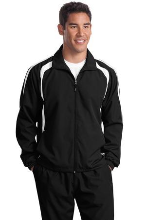Sport-Tek® JST60 Colorblock Raglan Jacket