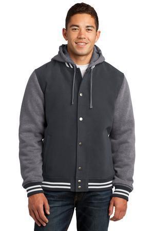 Sport-Tek JST82 Insulated Letterman Jacket