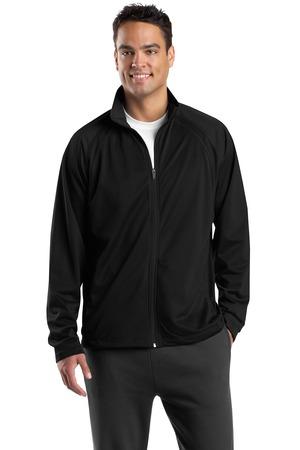 Sport-Tek® JST90 Tricot Track Jacket