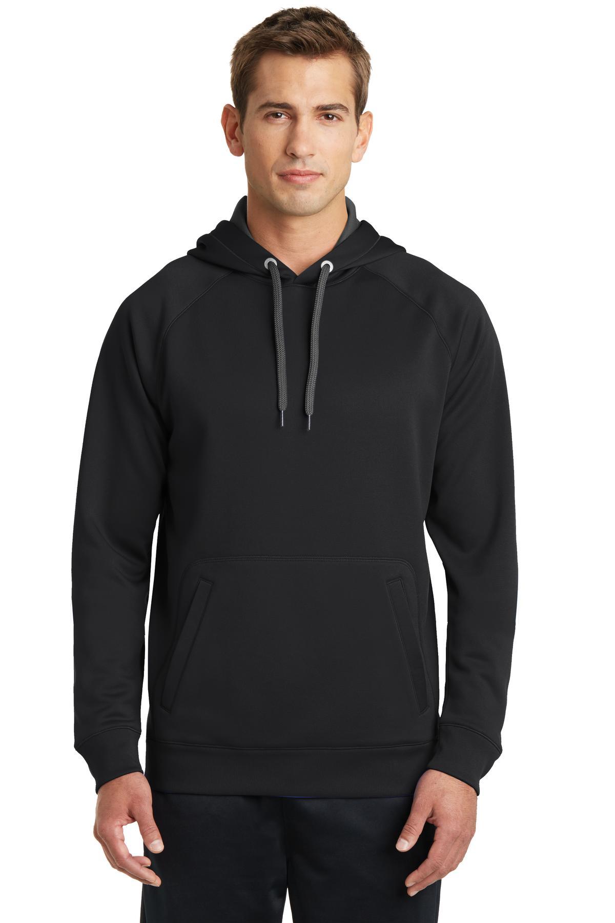 Sport-Tek® ST250 - Tech Fleece Hooded Sweatshirt
