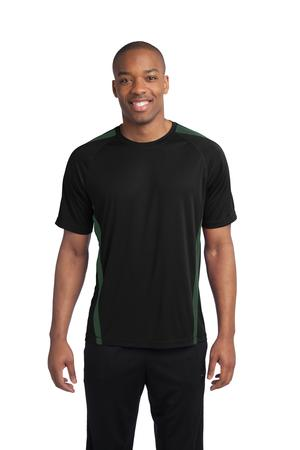 Sport-Tek® ST351 Colorblock Competitor™ Tee