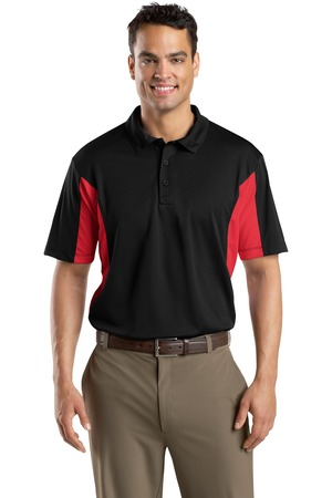 Sport-Tek® ST655 Side Blocked Micropique Sport-Wick® Polo