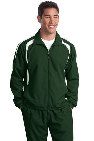 Sport-Tek Tall Colorblock Raglan Jacket. TJST60