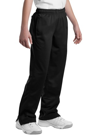 Sport-Tek® YPST91 Youth Tricot Track Pant