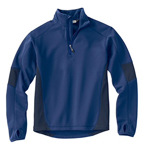 Storm Creek 2410CM Men's BodyFit Fleece Quarter-Zip ...