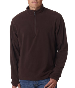Storm Creek 4609 - Men's Lightweight Microfleece Quarter-...