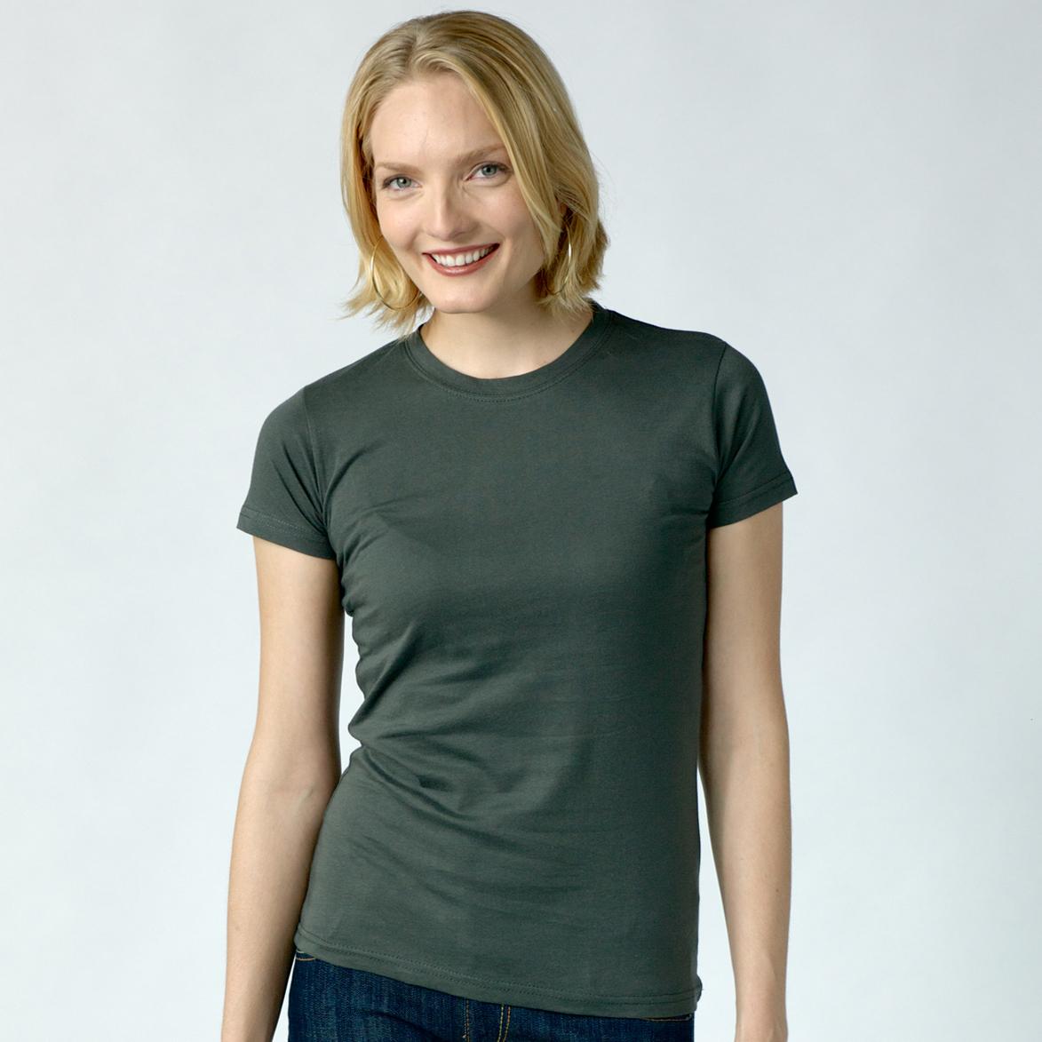 Tultex 0213 - Ladies' Fine Jersey Tee