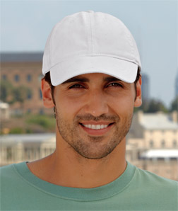 8116 UltraClub Classic Cut Heavy Brushed Cotton Twill Unconstructed Cap