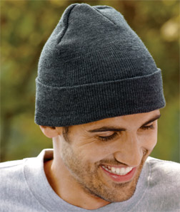 8130 UltraClub Knit Beanie with Cuff