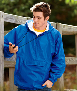 UltraClub 8914-Adult Athletic Pullover