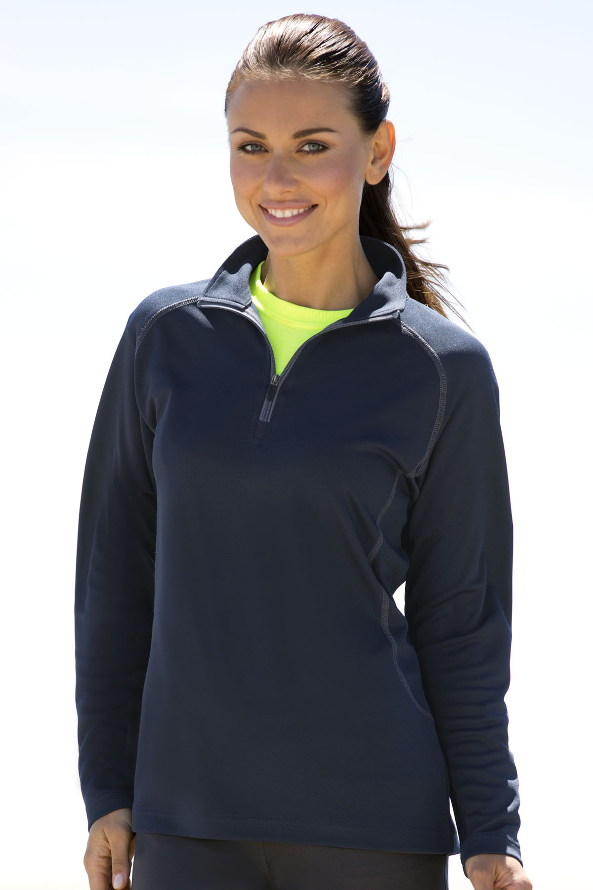 Vansport 3417 - Women's Performance Pullover