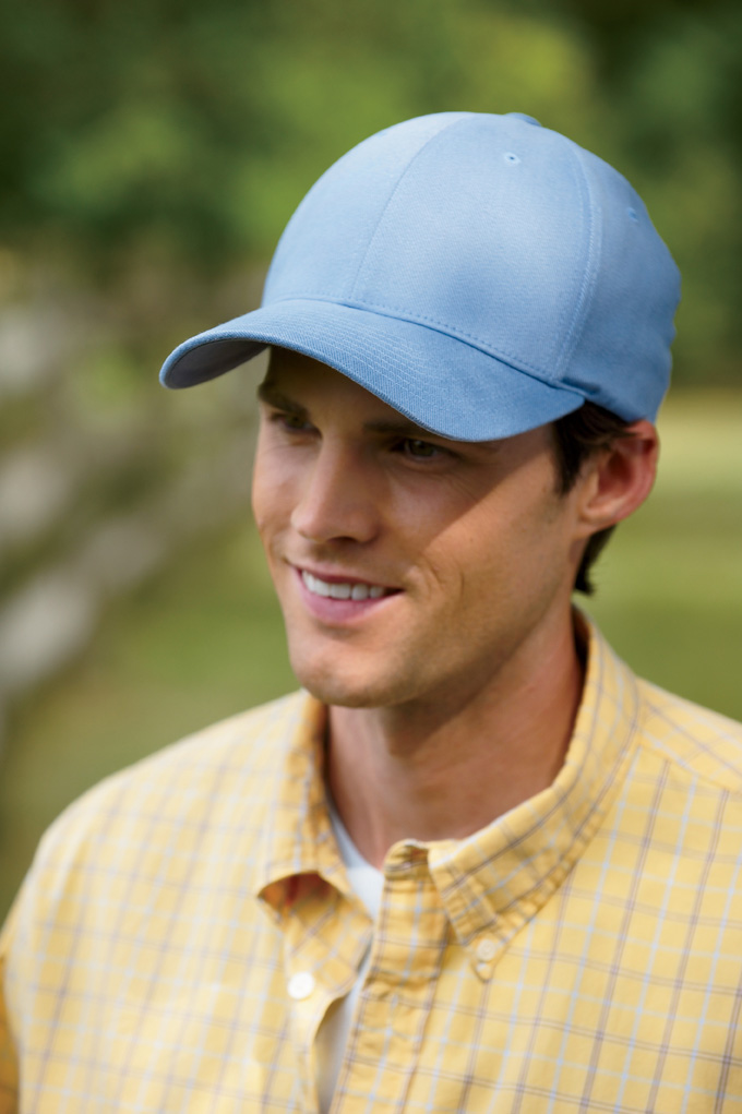 d169a6b07d8 Flexfit 6590 - Organic Brushed Twill Low Profile Cap  10.27 - Headwear