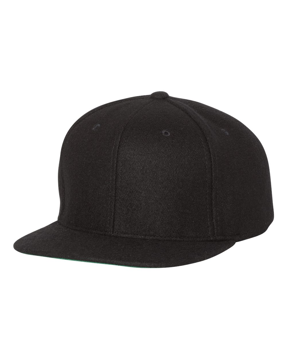 Yupoong 6689 - Melton Wool Adjustable Cap