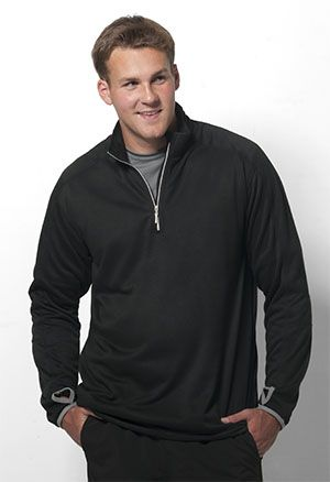 Zorrel Z2228 - Quarter Zip Pullover Microbrush Fleece