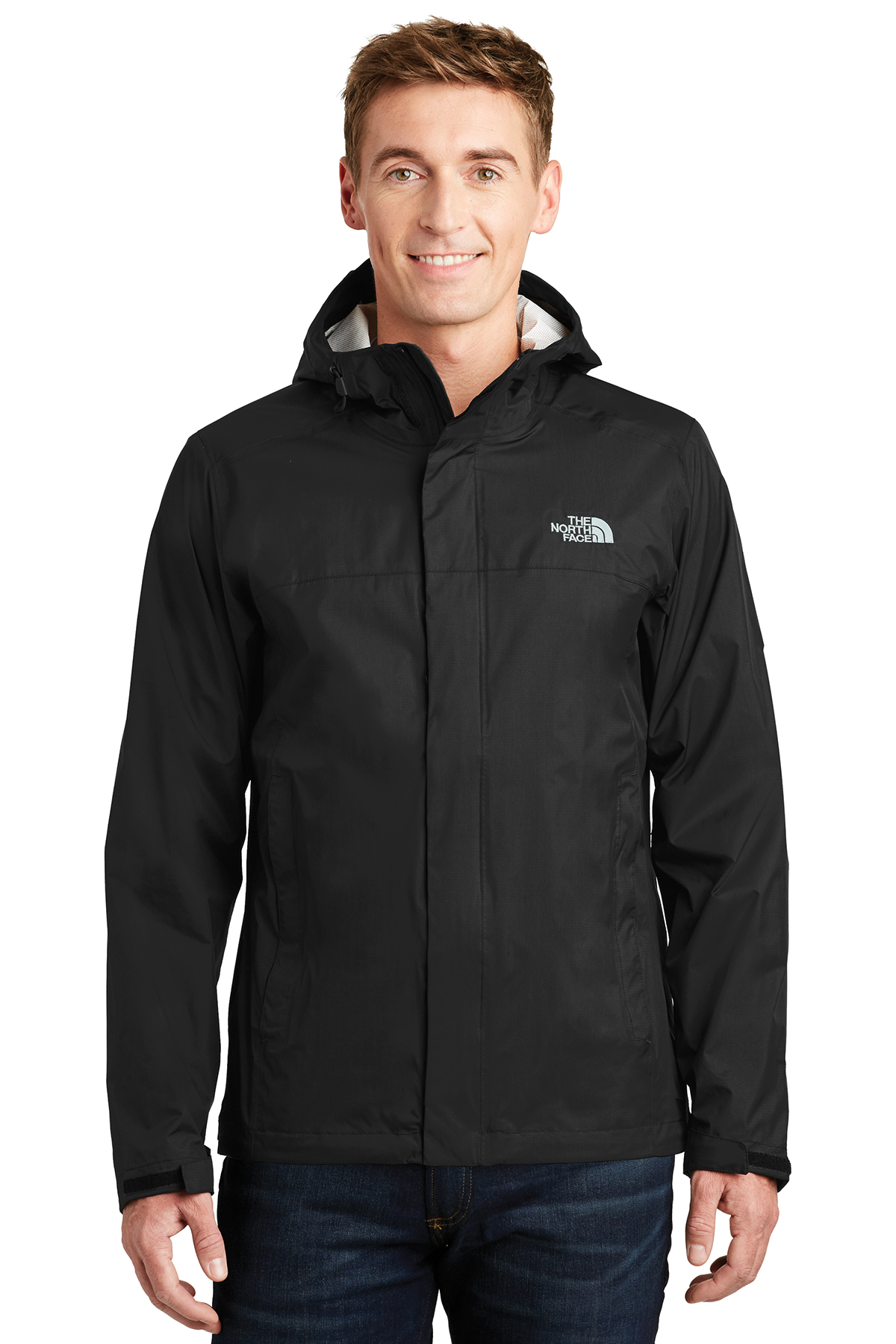 The North Face NF0A3LH4 - Men's DryVent Rain Jacket