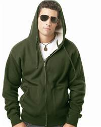 Independent Trading Co. EXP50TSZ Sherpa Lined Full-Zip Hooded Thermal
